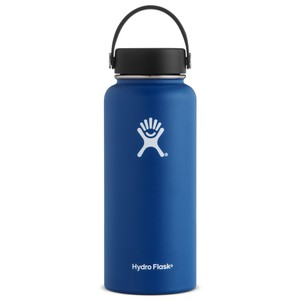 Hydro Flask 32oz Wide Mouth in Cobalt