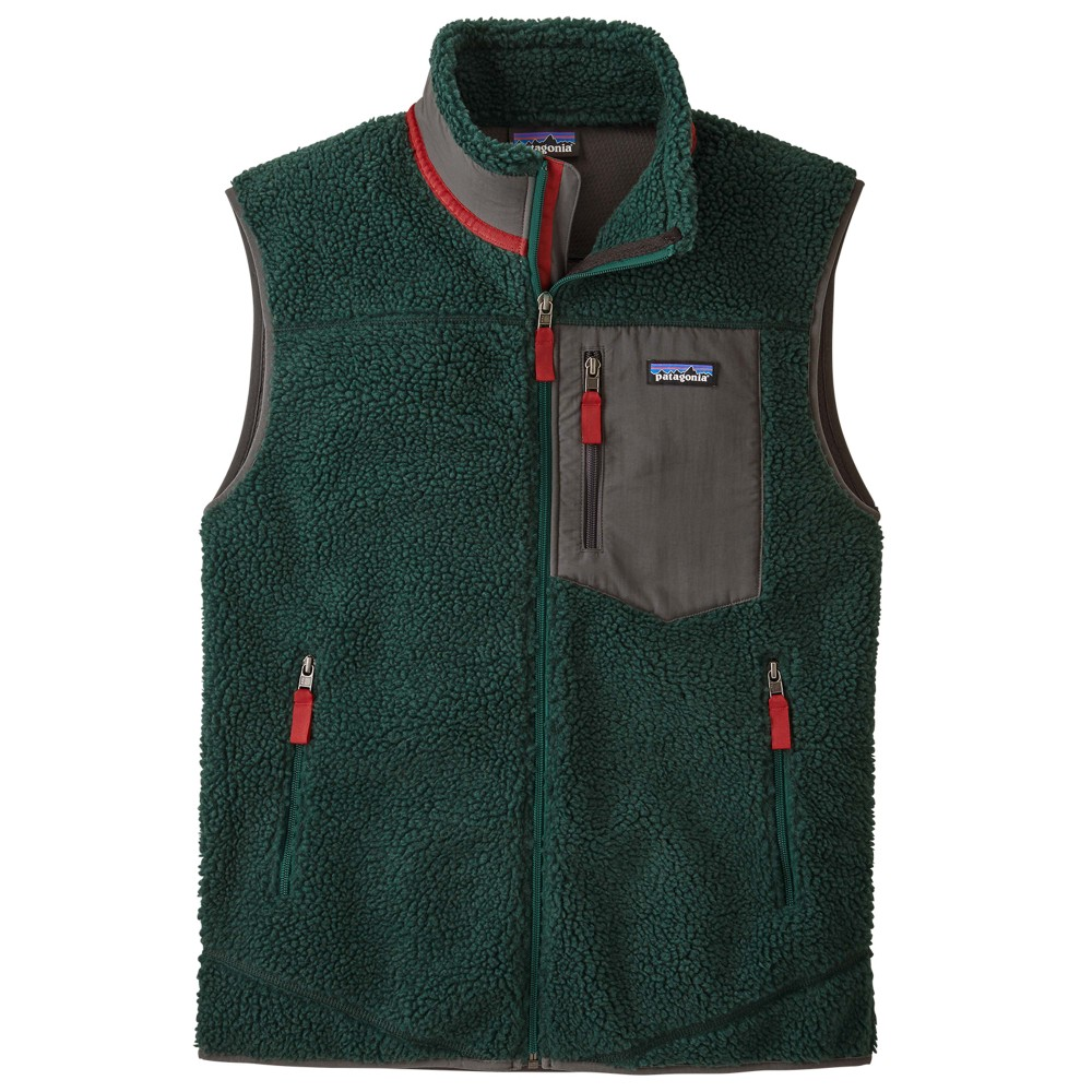 Patagonia Classic Retro-X Vest Men's Piki Green