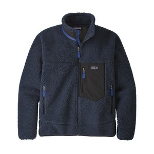 Patagonia Classic Retro-X Jacket Mens in Neo Navy