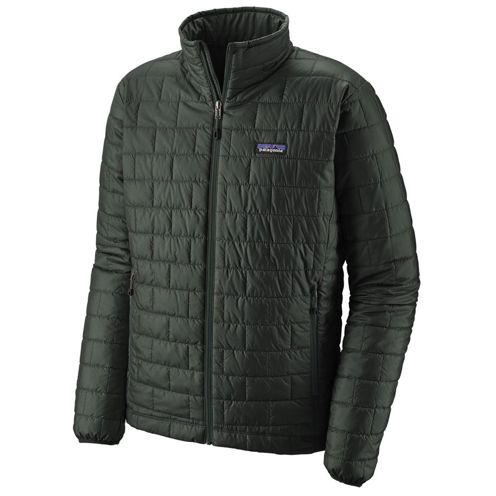 Patagonia Nano Puff Jacket Mens Carbon