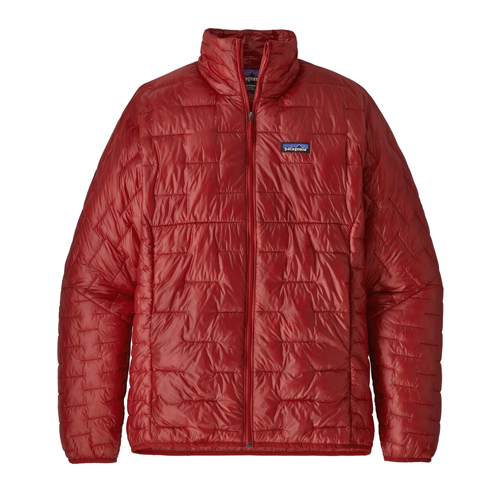 Patagonia Micro Puff Jacket Fire