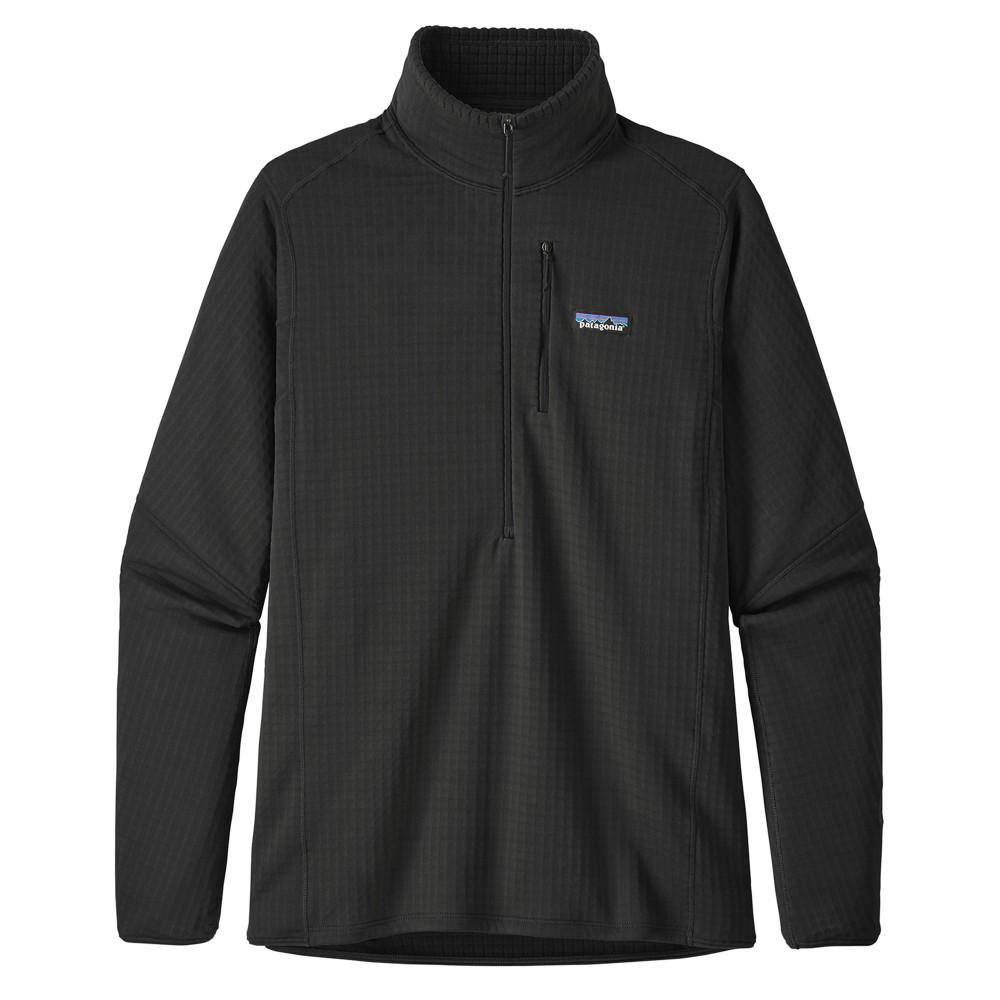 Patagonia R1 Pullover Mens Black