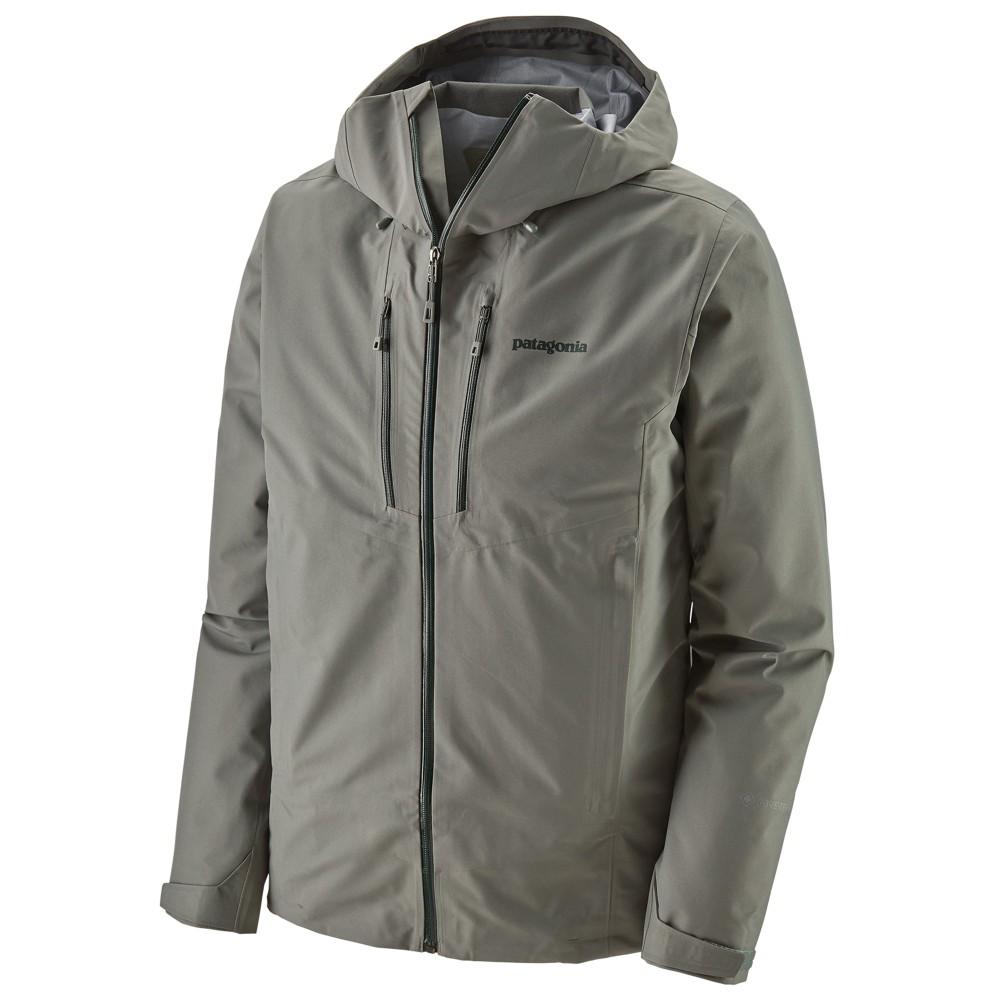 Patagonia Triolet Jacket Mens Cave Grey