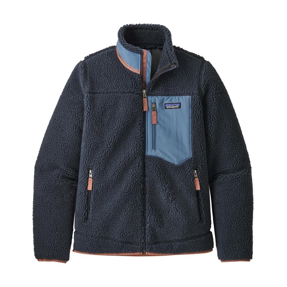 Patagonia Classic Retro-X Jacket Womens Smolder Blue/Smolder Blue