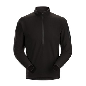 Arcteryx  Delta LT Zip Mens in Black