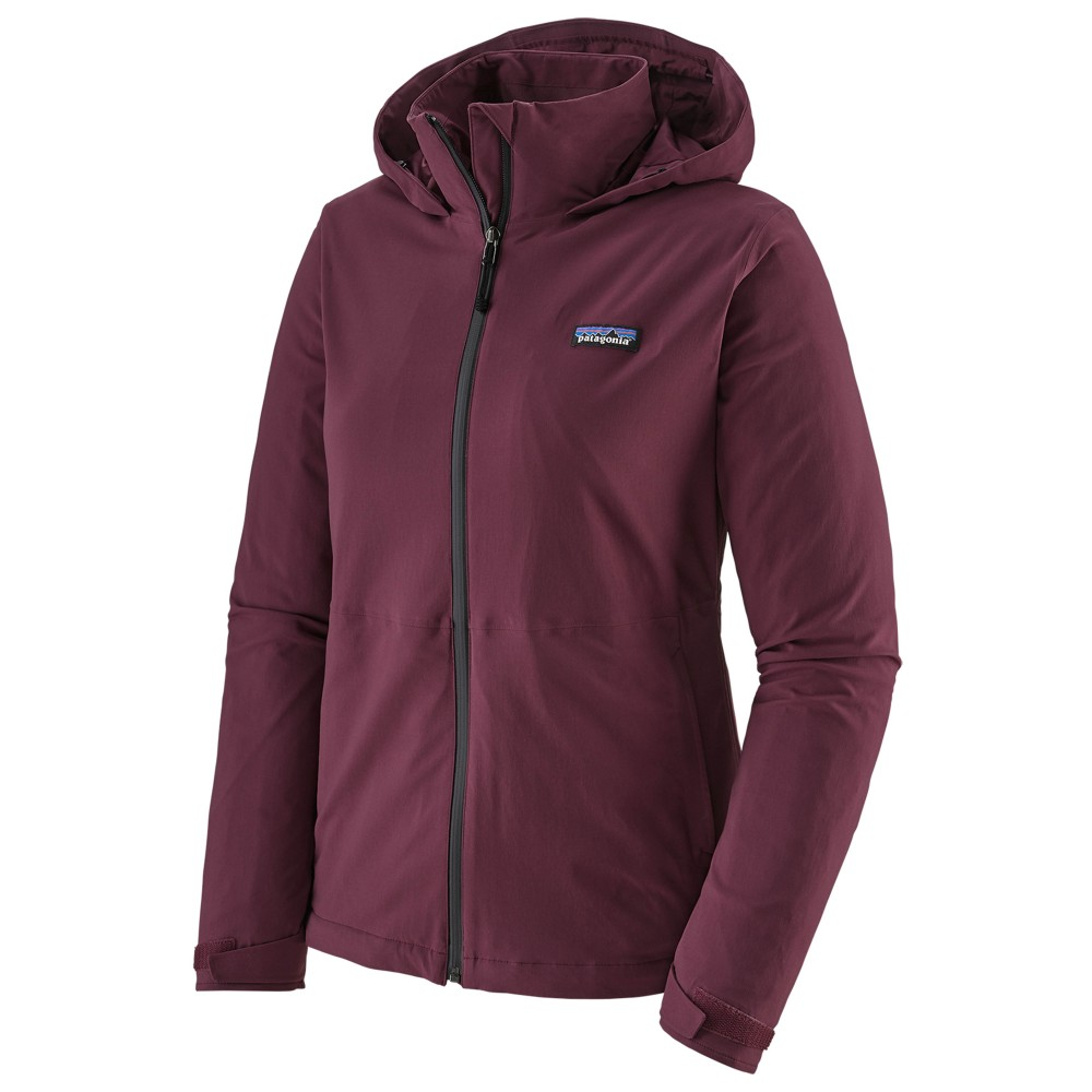 Patagonia Quandary Jacket Womens Light Balsamic