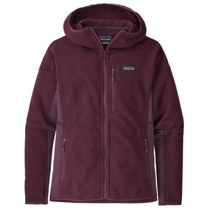 Patagonia Performance Better Sweater Hoody Womens in Light Balsamic