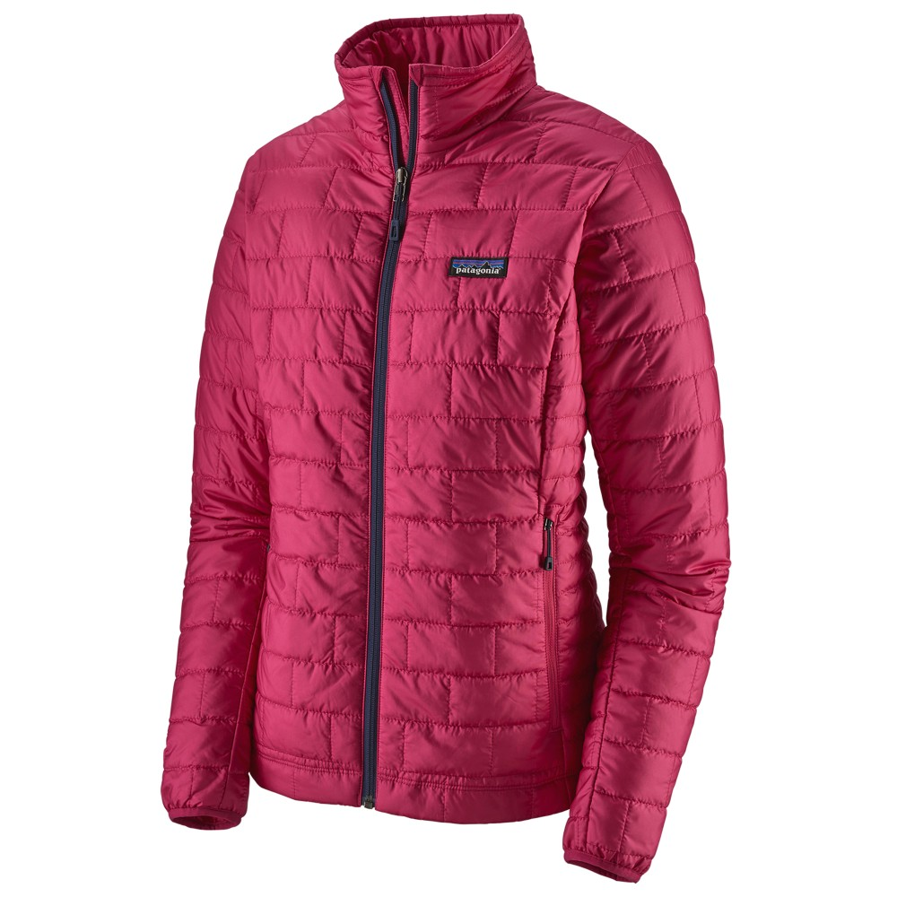 Patagonia Nano Puff Jacket Womens Craft Pink