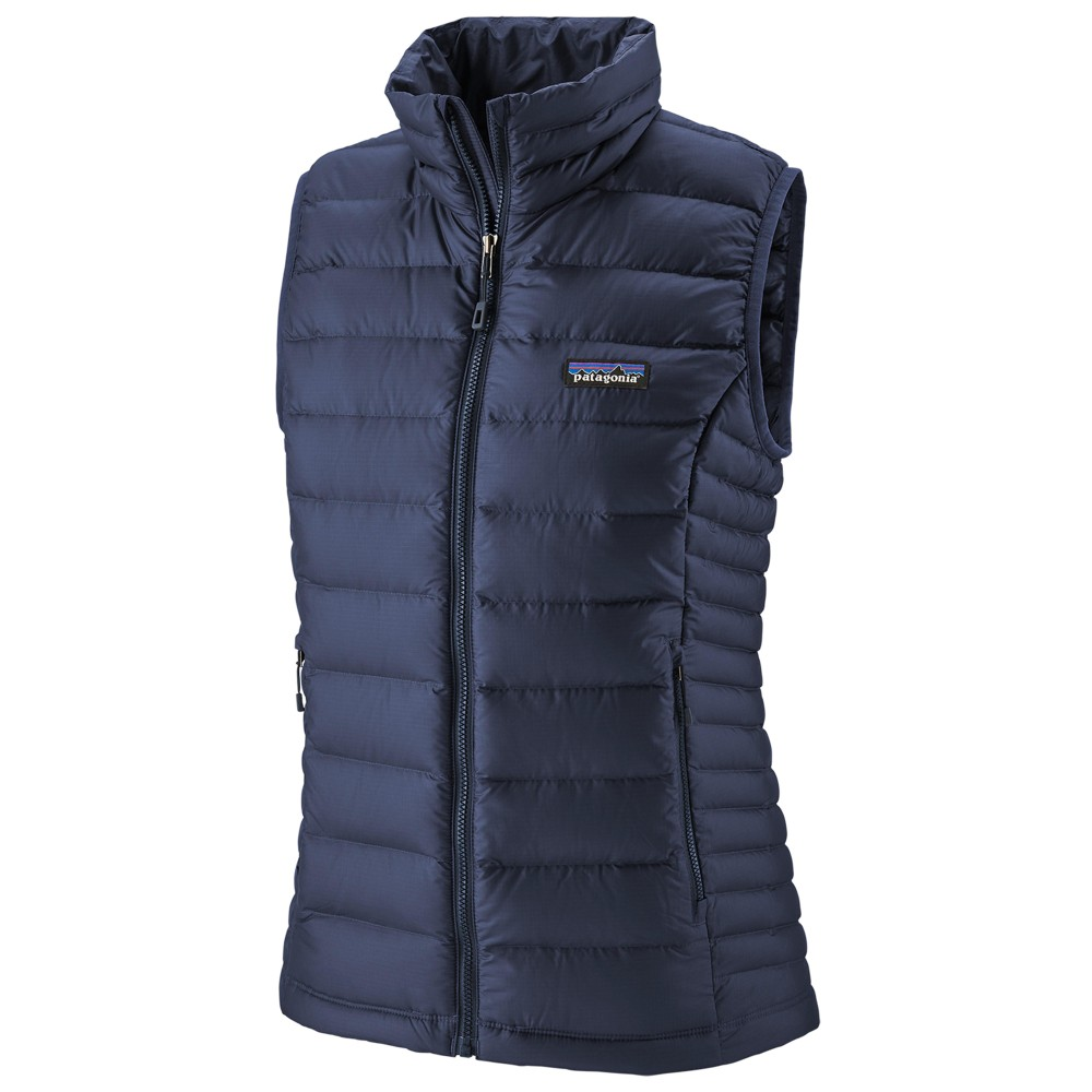 Patagonia Down Sweater Vest Womens Classic Navy