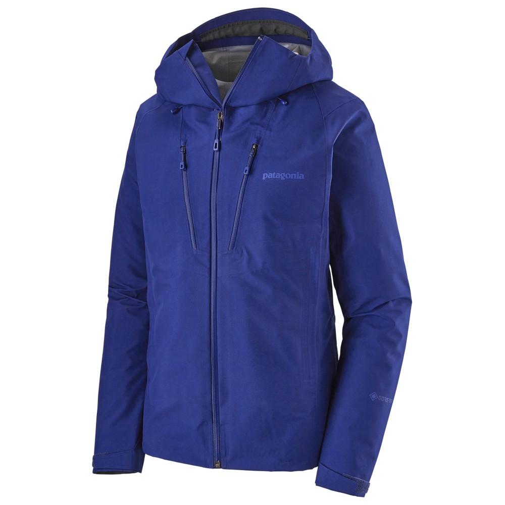 Patagonia Triolet Jacket Womens Cobalt Blue