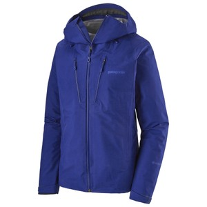 Patagonia Triolet Jacket Womens in Cobalt Blue