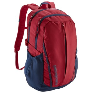 Patagonia Refugio Pack 28L in Classic Red