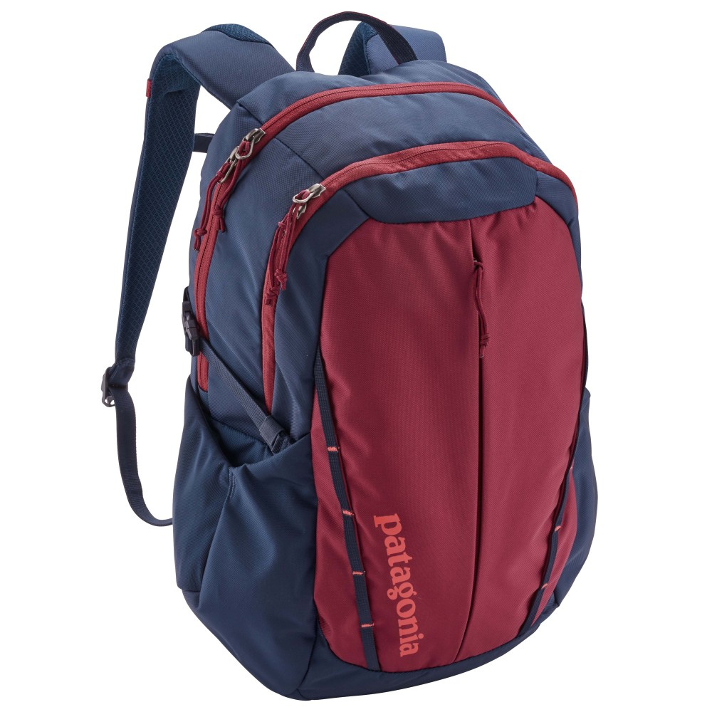 Patagonia Refugio Pack 26L Womens Arrow Red