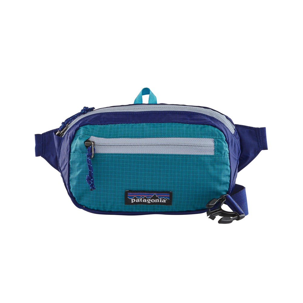 Patagonia UL Black Hole Mini Hip Pack Cobalt Blue