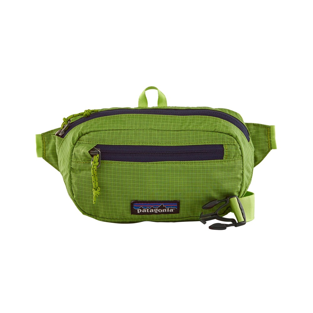 Patagonia UL Black Hole Mini Hip Pack Peppergrass Green