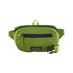 Patagonia UL Black Hole Mini Hip Pack in Peppergrass Green