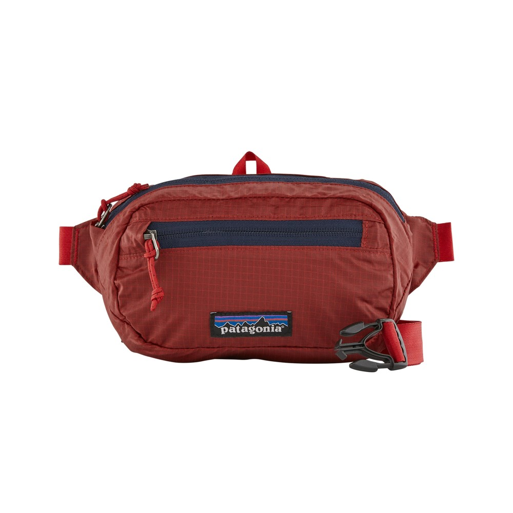 Patagonia UL Black Hole Mini Hip Pack Rincon Red