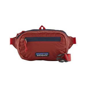 Patagonia UL Black Hole Mini Hip Pack in Rincon Red