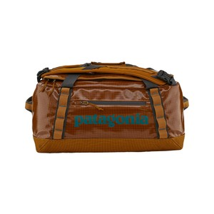 Patagonia Black Hole Duffel 40L in Hammonds Gold