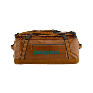 Patagonia Black Hole Duffel 55L in Hammonds Gold