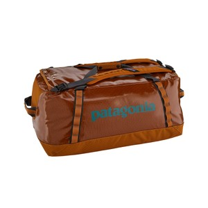 Patagonia Black Hole Duffel 70L in Hammonds Gold