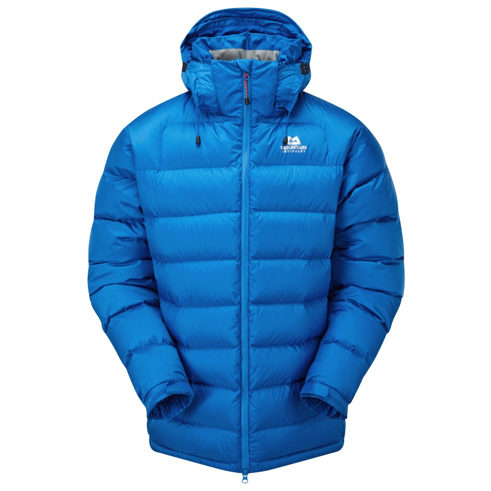 Mountain Equipment Lightline Jacket Mens Azure