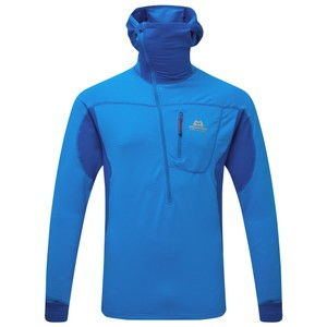 Mountain Equipment Eclipse Hooded Zip T Mens