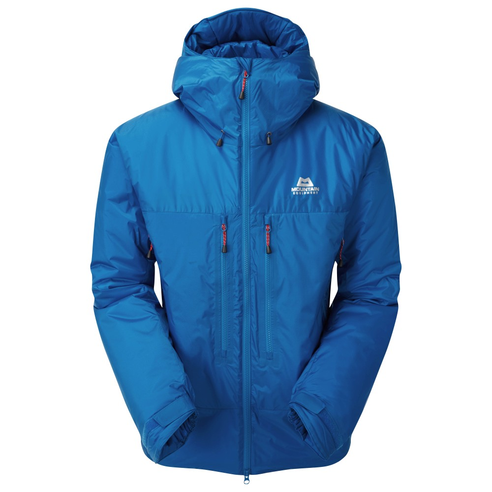 Mountain Equipment Citadel Jacket Mens Azure