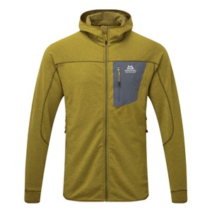 Mountain Equipment Pivot Hooded Jacket Mens in Fir Green
