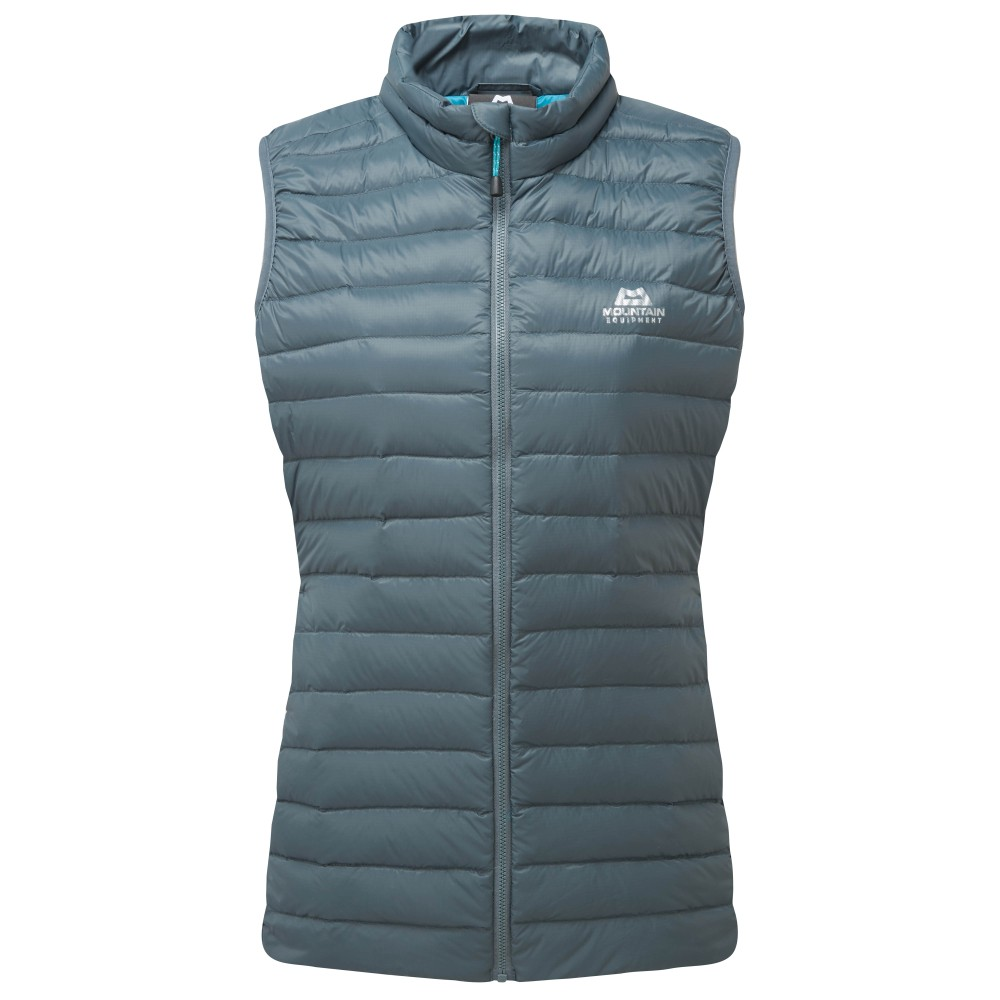 Mountain Equipment Frostline Vest Womens Moorland Slate