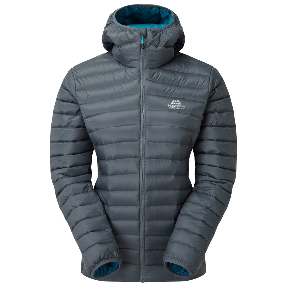 Mountain Equipment Frostline Jacket Womens Moorland Slate