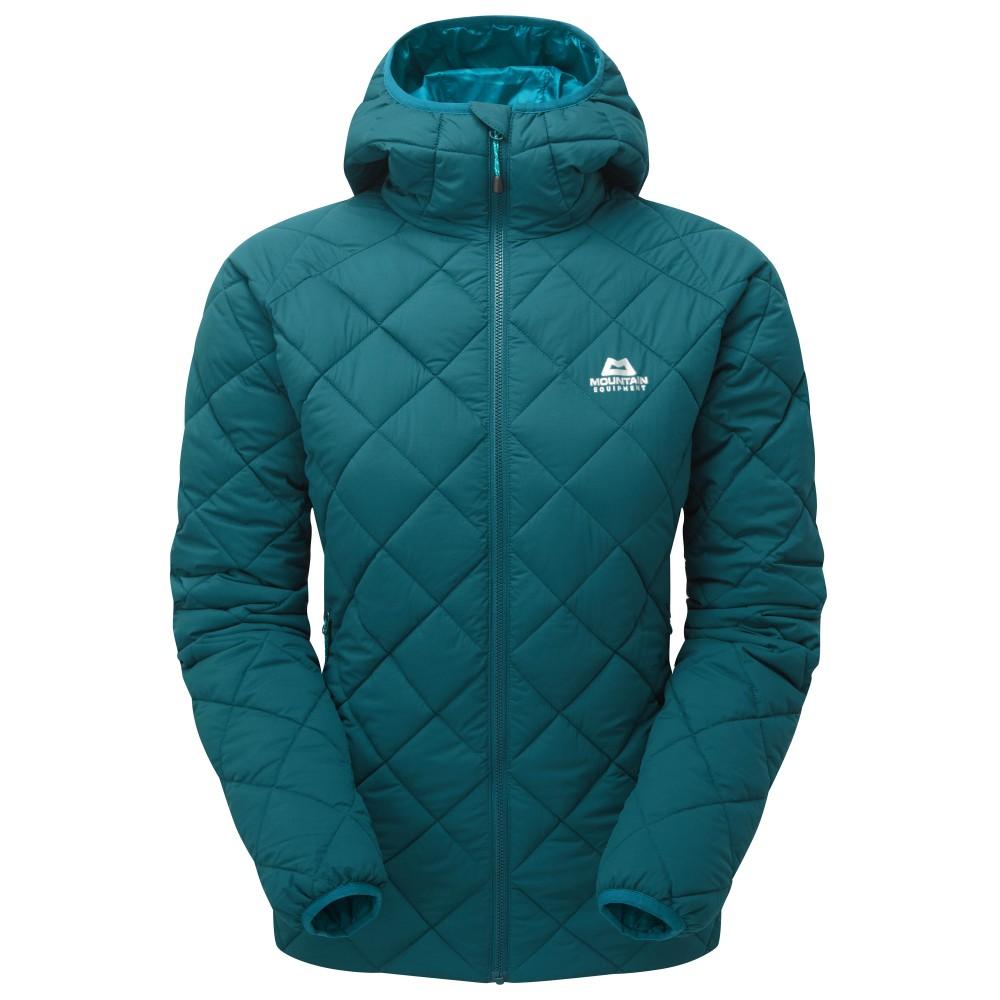 Mountain Equipment Fuse Jacket Womens Legion Blue