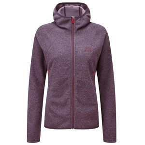 Mountain Equipment Kore Hooded Jacket Womens in Blackberry