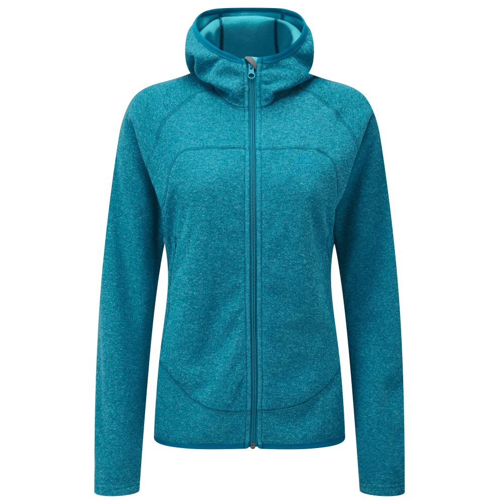 Mountain Equipment Kore Hooded Jacket Womens Tasman Blue