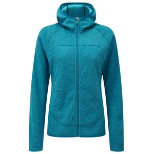 Mountain Equipment Kore Hooded Jacket Womens in Tasman Blue