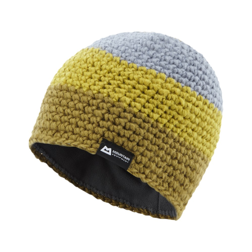 Mountain Equipment Flash Beanie Womens Fir/Acid/Nimbus