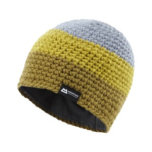 Mountain Equipment Flash Beanie Womens in Fir/Acid/Nimbus
