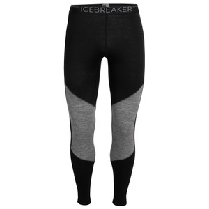 Icebreaker Oasis 200 Deluxe Leggings Men