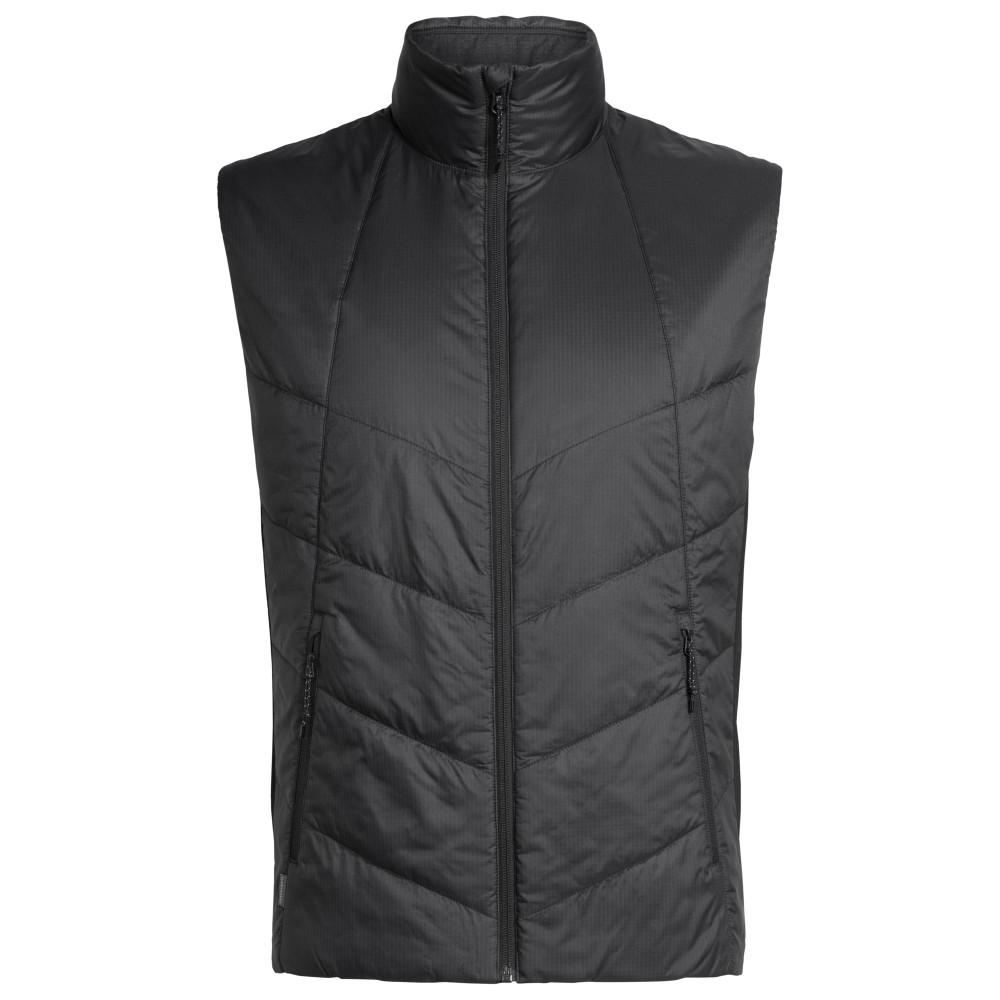 Icebreaker Helix Vest Mens Black