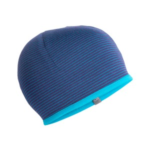 Icebreaker Pocket Hat in Lotus/Arctic Teal