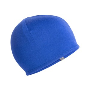 Icebreaker Pocket Hat in Surf/Midnight Navy