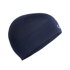 Icebreaker Chase Beanie in Midnight Navy