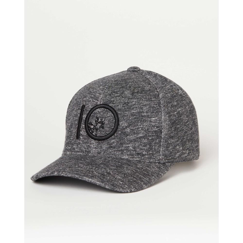 tentree Thicket Hat Meteorite Black Marled-Classic Ten