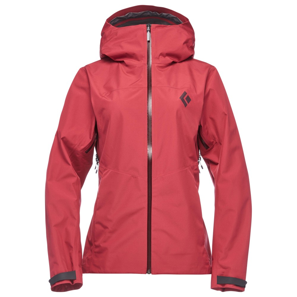 Black Diamond Liquid Point Shell Womens Wild Rose