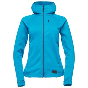 Black Diamond Factor Hoody Womens in Azul