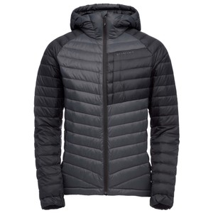 Black Diamond Access Down Hoody Mens in Carbon/Black