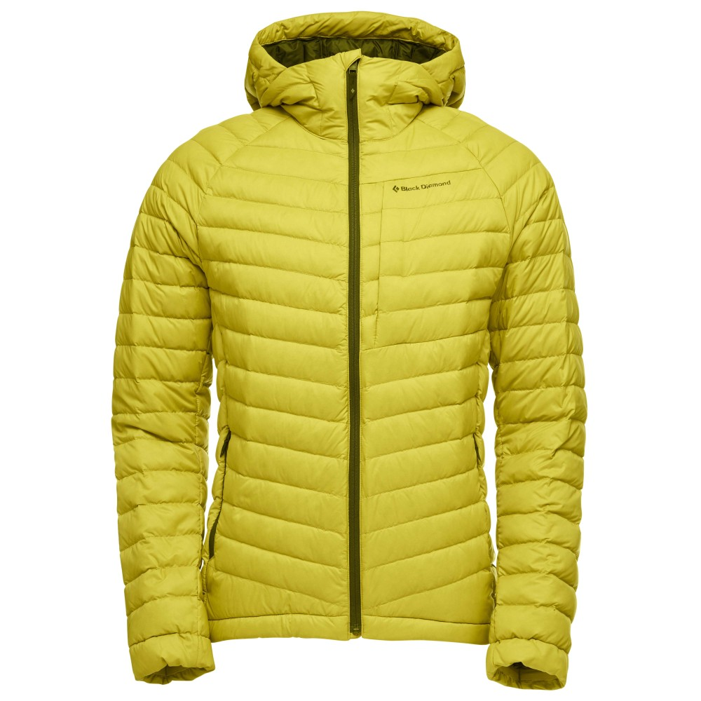 Black Diamond Access Down Hoody Mens Sulphur