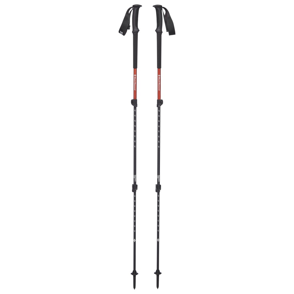 Black Diamond Trail Back Trek Poles PICANTE