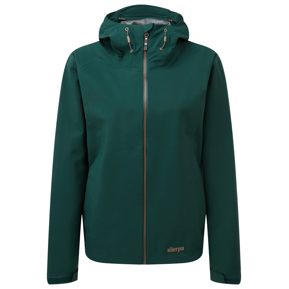 Sherpa Pumori Jacket Womens Rathna green