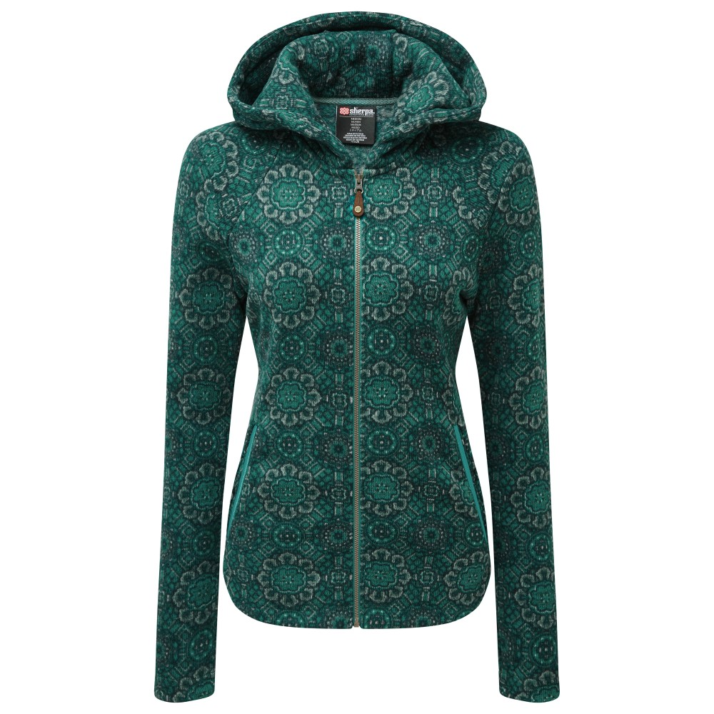 Sherpa Namla Hooded Jacket II Womens Khola